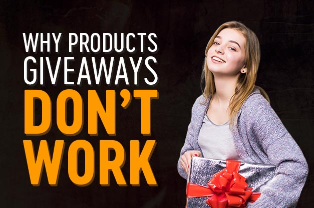 Why Product Giveaways DON'T Work on Amazon